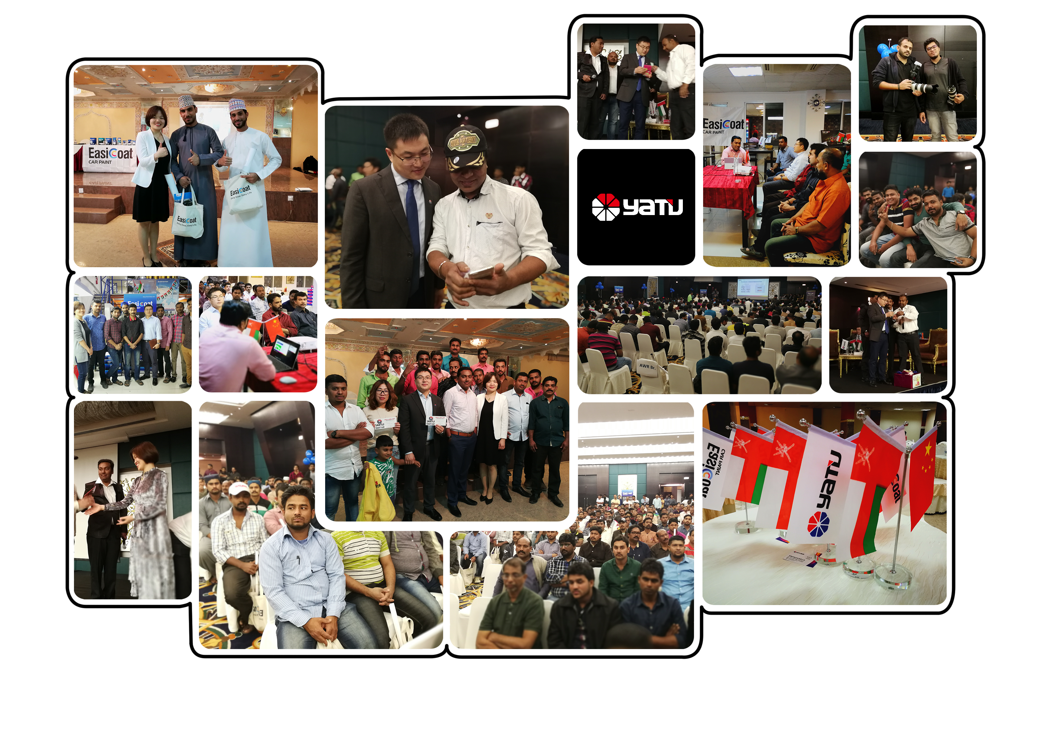 Grand Annual Meeting with UAE Customers in Dubai