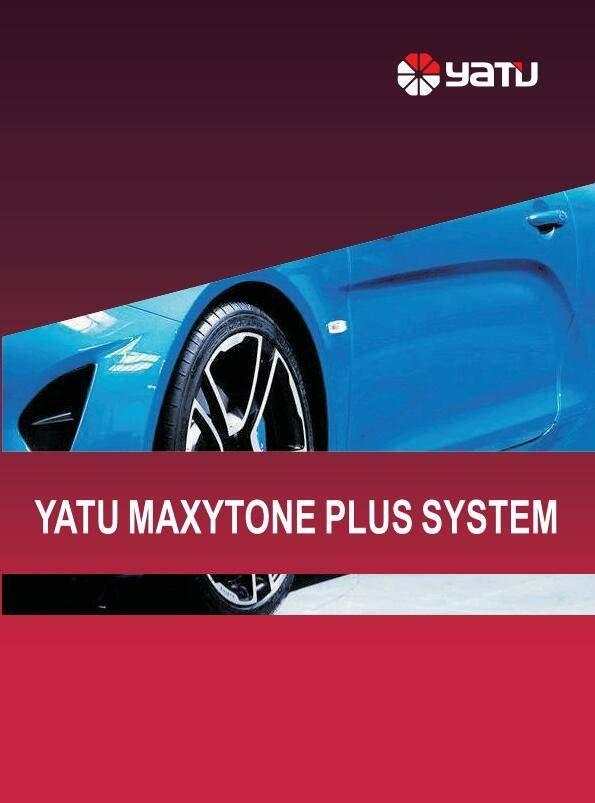 MAXYTONE Plus Brochure (Russian)