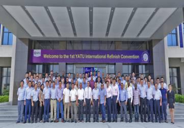 Big Success of YATU 1st International Refinish Convention