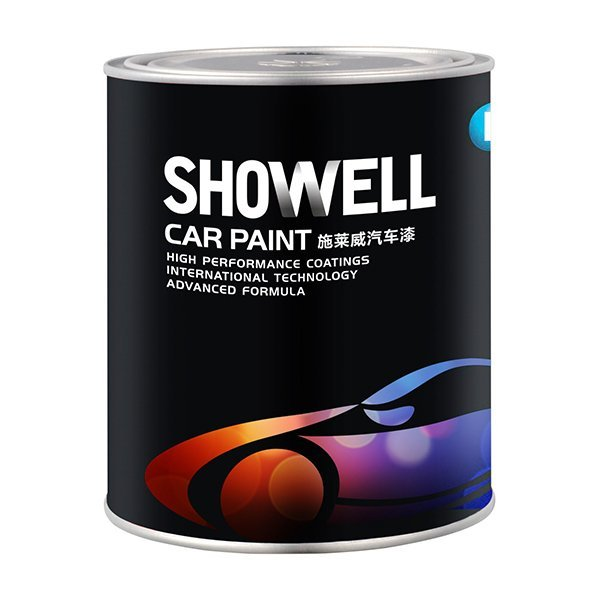 Showell SW-1K Basecoat Colors